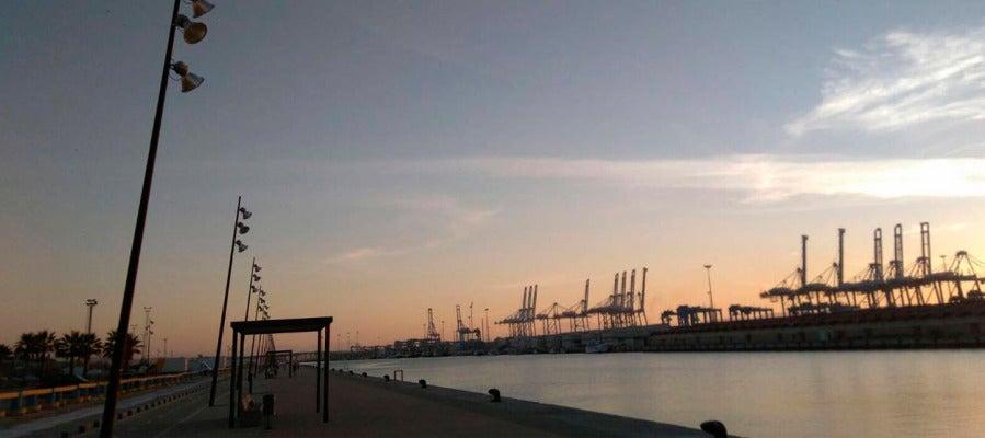 Estibadores en Algeciras