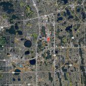 Zona donde ha ocurrido le tiroteo