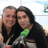 Mario Vaquerizo y Juan Ramón Lucas