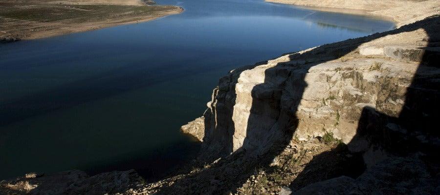 La sequía provoca el estado de emergencia en ríos y pantanos en la cuenca del Ebro