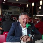 Telmo Martín - alcalde de Sanxenxo