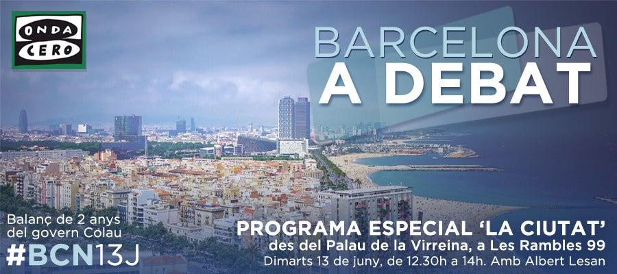 Barcelona a debat