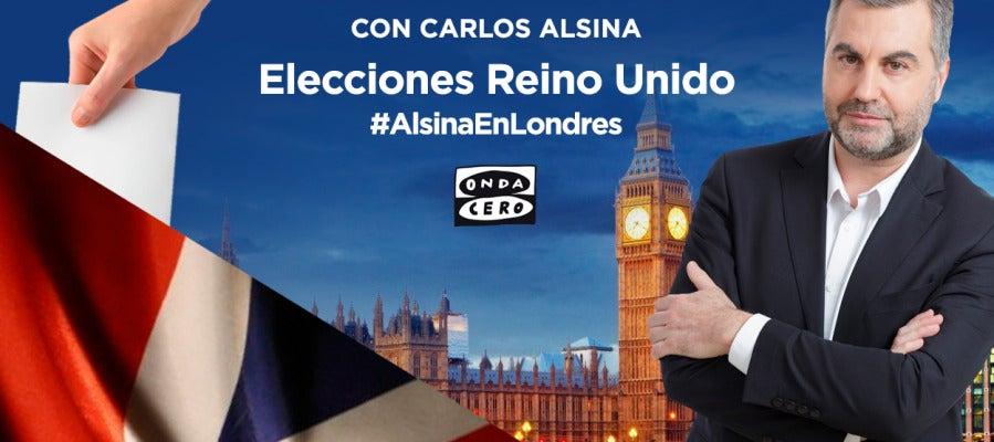 Especial Elecciones Reino Unido