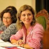 La alcaldesa de Castellón, Amparo Marco.