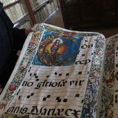 cantorales del Monasterio de Yuso