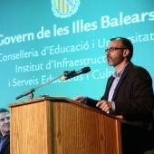 Biel Barceló, vicepresidente del Govern de les Illes Balears y conseller de Innovación, Investigación y Turismo
