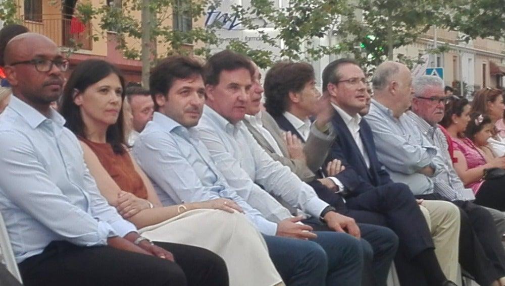 José Ramón de la Morena, en la presentación del Torneo.