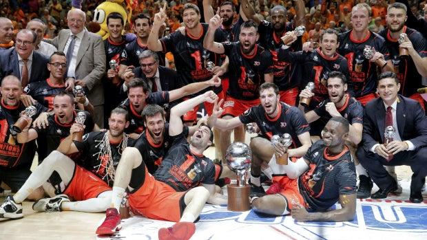 Así hemos vivido en Onda Cero el título del Valencia Basket