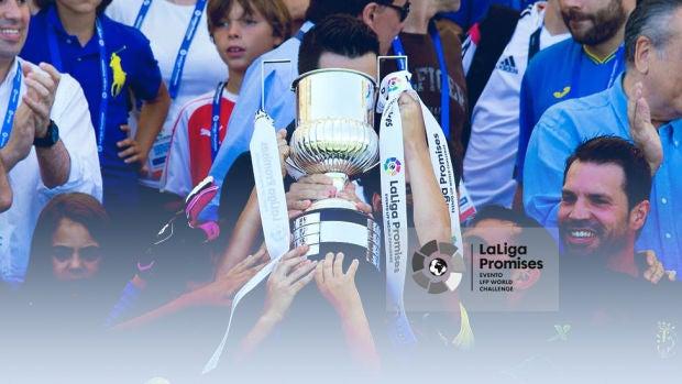 Torneo internacional LaLiga Promises 2018: Conocemos a Sergio, jugador del Sevilla FC