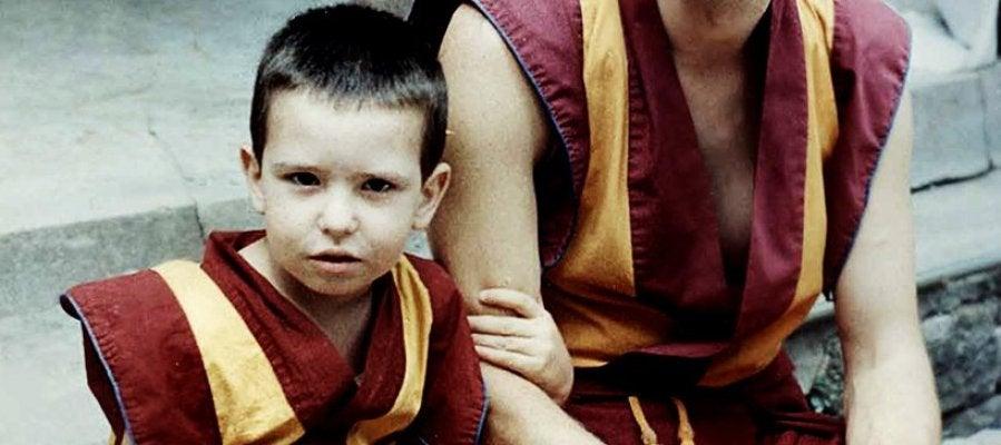Tenzin Osel Hita, conocido como el niño lama