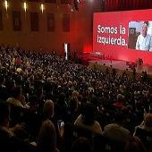 Imagen del 39 Congreso Federal del PSOE