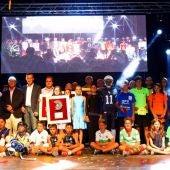 La Gala del Deporte 2017 reconoció en el Hort del Xocolater a los mejores de la temporada.