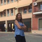 Àngels Cabedo, directora del Colegio Público El Toscar de Elche.