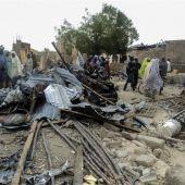 Cuatro chicas adolescentes se inmolan y matan a otras dos personas en Nigeria