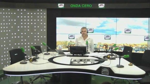 """Monólogo de Alsina:  """"Iba a ser Bárcenas en concierto, pero al final se va a quedar en Bárcenas mudo"""""""