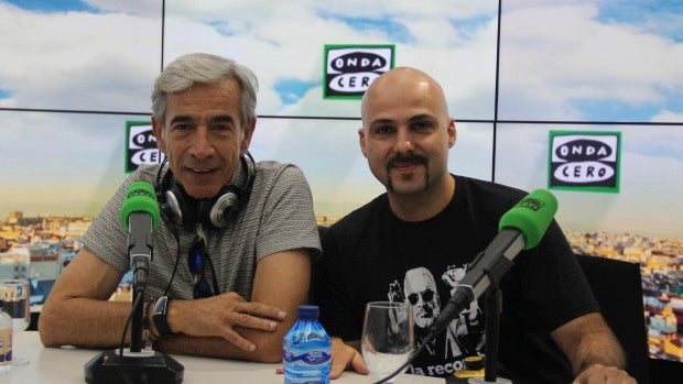 """Lucas Figueroa e Imanol Arias: """"'Despido Procedente' hace pensar en lo que de verdad es importante en la vida"""""""