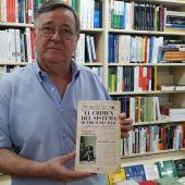 Paco Trigueros, propietario de la librería Ali i Truc.