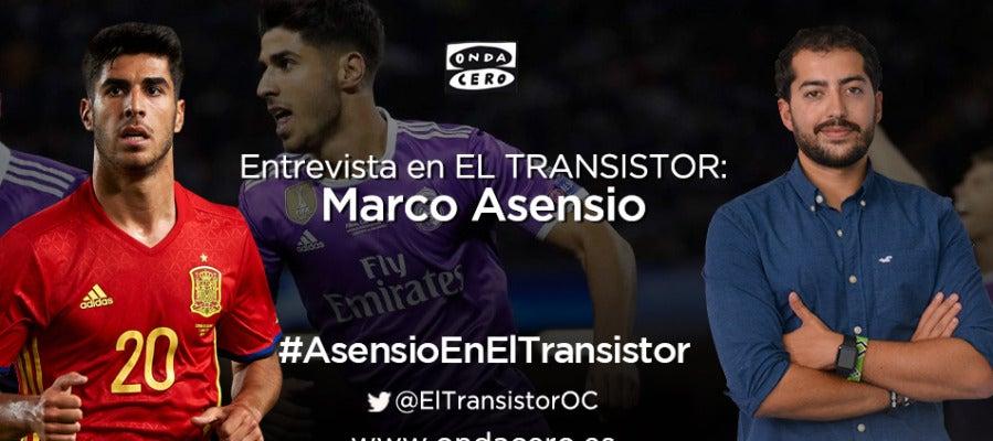 Marco Asensio en El Transistor