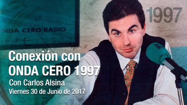 Conexión con Onda Cero 1997