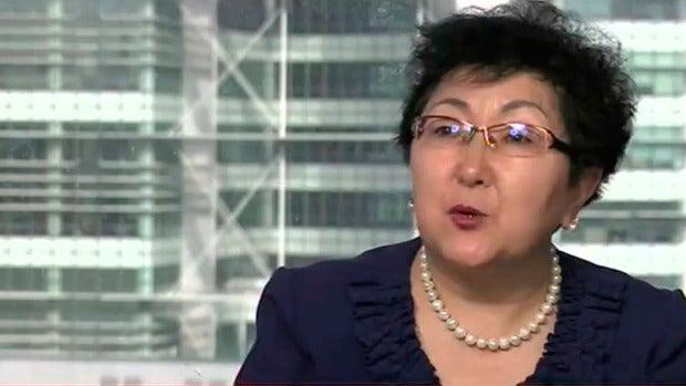 Odontuya Davasuren, la doctora que introdujo los cuidados paliativos en Mongolia