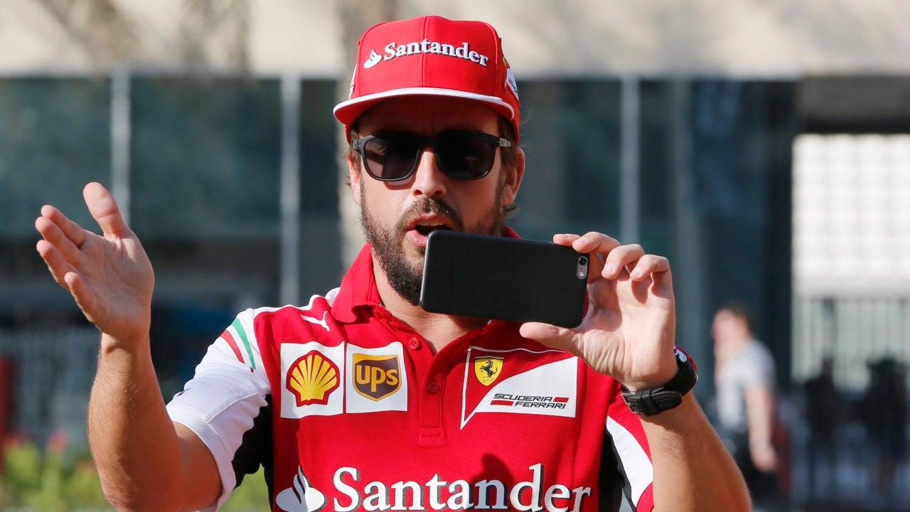 Se producen nuevos contactos entre Fernando Alonso y Ferrari