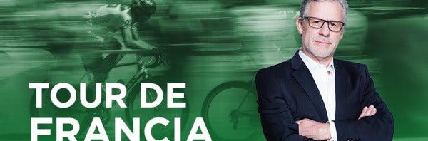 Vive el Tour de Francia en Onda Cero