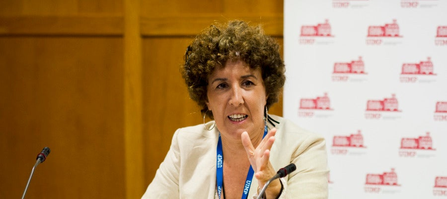 Teresa Díez reflexiona sobre las nuevas tecnologías