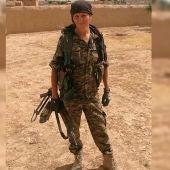 Hannah Tiger, la modelo canadiense que abandonó su vida para unirse al ejército femenino kurdo