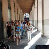 Marga Duran presenta sus avales para presidir el PP de Palma