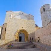 Iglesia de la localidad castellonense de Sant Mateu