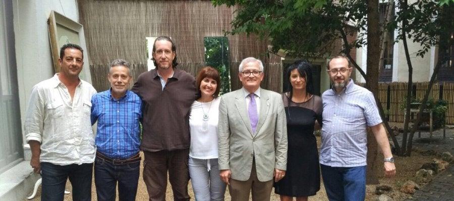 Jurado de los premios Juan Antonio Cebrián