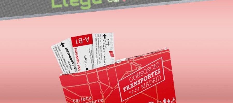 Tarjeta 'Multi' del metro de Madrid