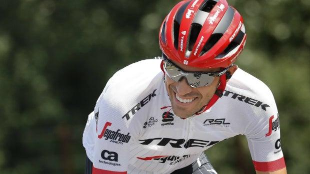 """Alberto Contador: """"Mañana voy a apretar por los sponsors, por la afición y por mi"""""""