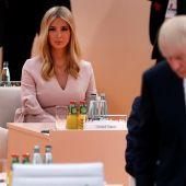 Ivanka y Donald Trump
