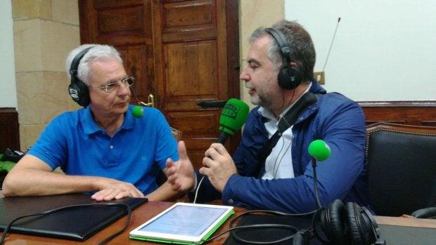 Carlos Totorika, alcalde de Ermua