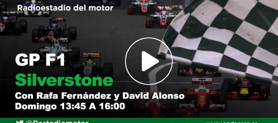 GP Silverstone de Fórmula 1