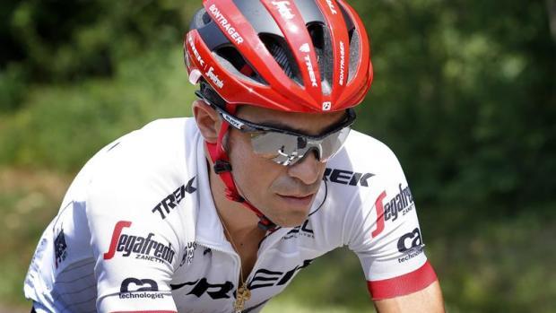 """Alberto Contador: """"No cogí la fuga de primeras y tuve que hacer mucho esfuerzo después"""""""