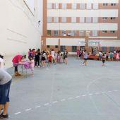 El colegio Herrero será uno de los patios que se abrirán los viernes por la tarde y sábados por la mañana a partir de septiembre