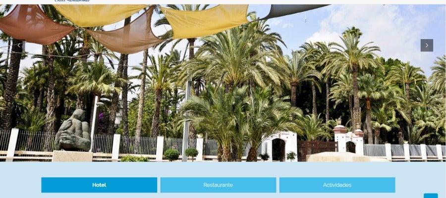 La nueva web de VisitElche permite a los turistas reservar ofertas turísticas