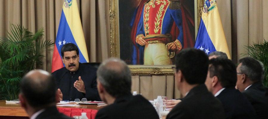 Venezuela elige la Asamblea Nacional Constituyente inmersa en una escalada de violencia