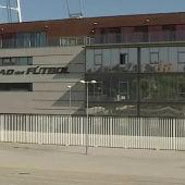 La Ciudad del Fútbol de Las Rozas