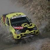 Mitsubitshi L200 Proto del Metal Lube Rally Raid Team