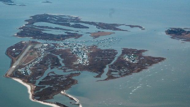 Guillermo Fesser: La increíble isla menguante que está a punto de desaparecer