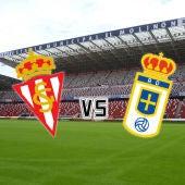 Derbi asturiano entre el Sporting de Gijón y el Oviedo