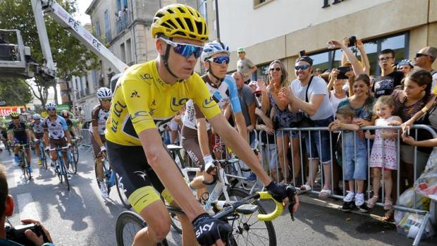 Vuelve a escuchar el final de la penúltima etapa del Tour de Francia