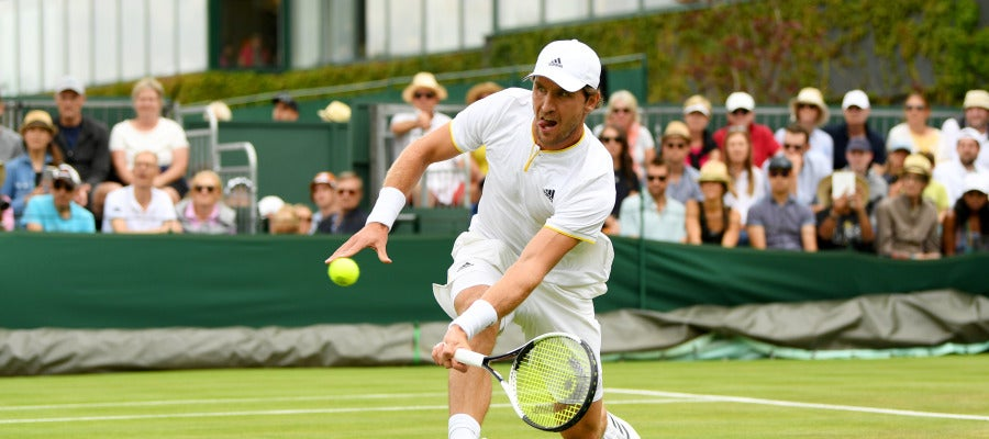 Tomic en Wimbledon