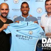 Danilo, con Guardiola