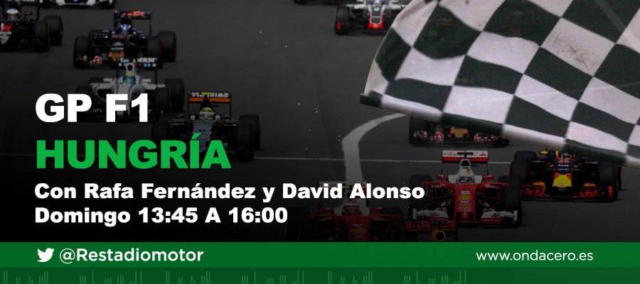 GP de Hungría de Fórmula 1