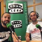 Carlos Fernández y Javier Reyero