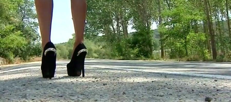 Barreras de plásticos contra la prostitución